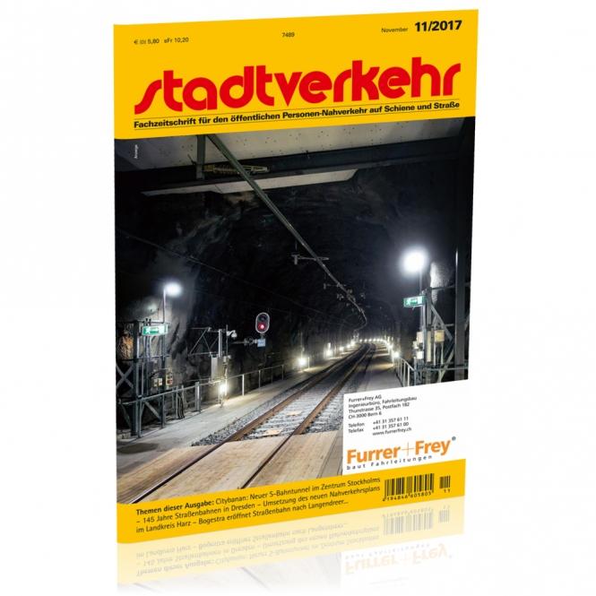 Stadtverkehr 11/2017