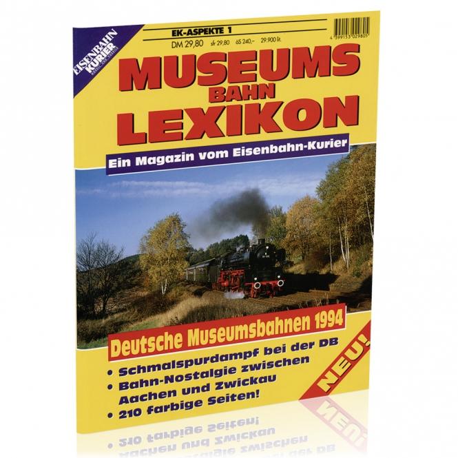 Museumsbahn-Lexikon