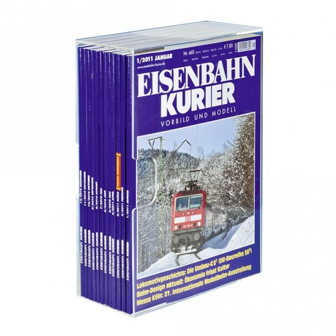 Klarsichtbox Eisenbahn-Kurier