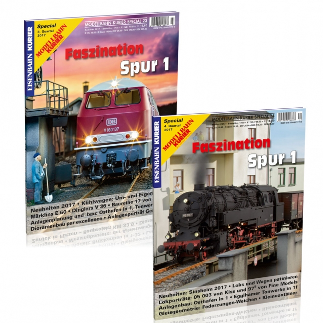 "Sparpaket 3 ""Faszination Spur 1"""