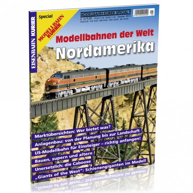 Modellbahnen der Welt: Nordamerika 1