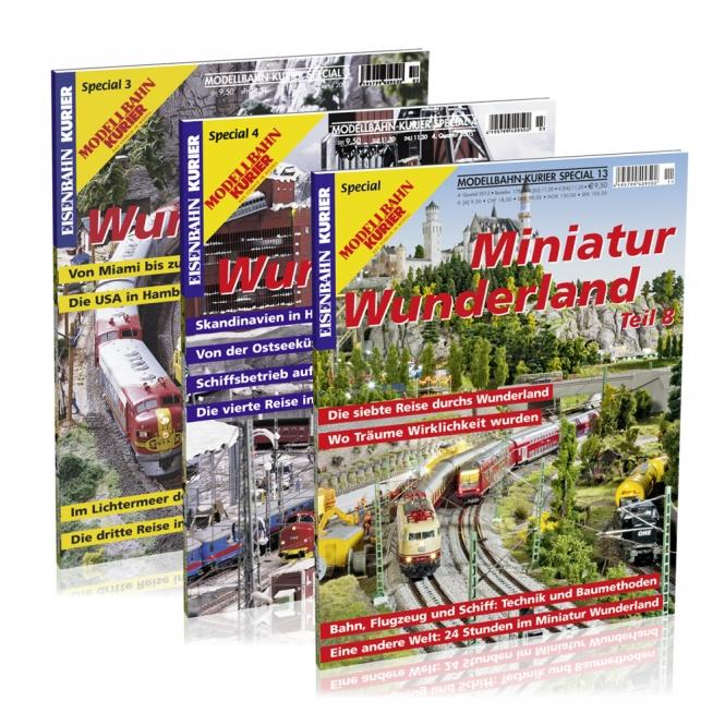 Miniatur Wunderland: 6er Sparpaket