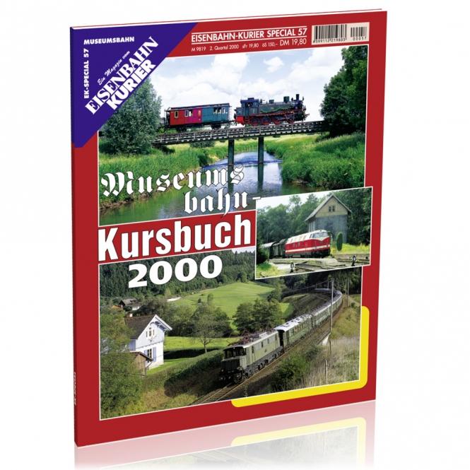 Museumsbahn-Kursbuch 2000