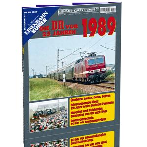 Die DR vor 25 Jahren - 1989