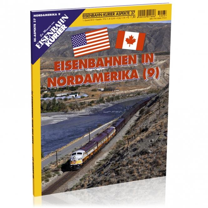 Eisenbahnen in Nordamerika (9)