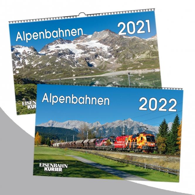 "Abo ""Kalender Alpenbahnen"""