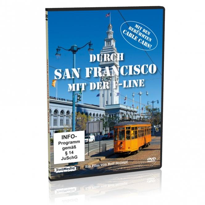 Blu-Ray - Durch San Francisco mit der F-Line