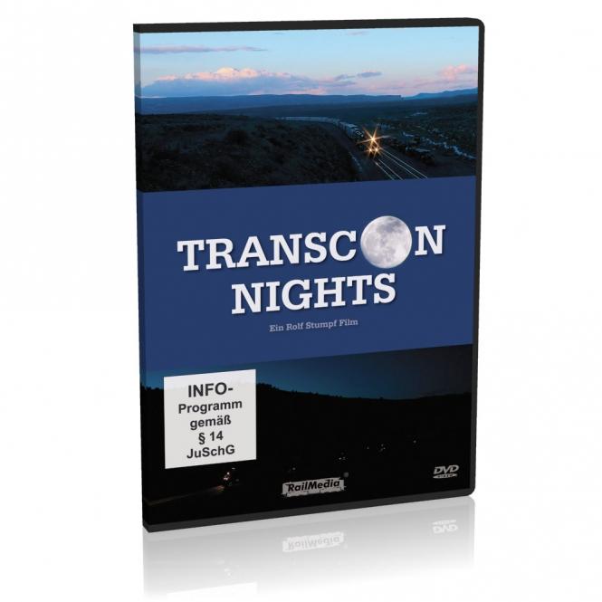 DVD - Transcon Nights