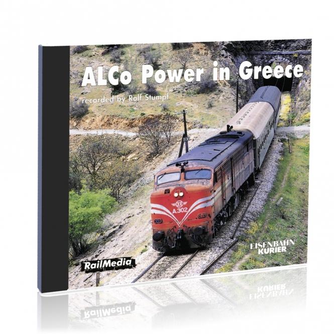 CD - ALCO POWER in GREECE