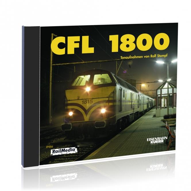 CD - CFL 1800