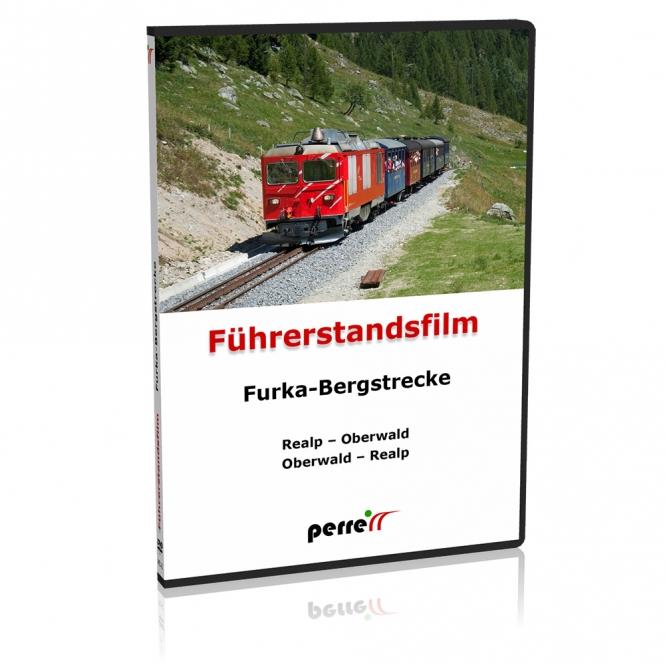 DVD - Furka-Bergstrecke