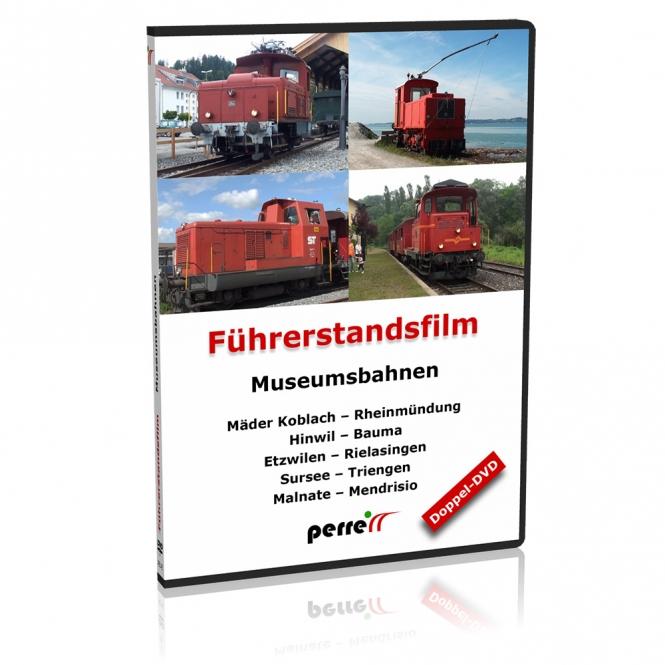 DVD - Museumsbahnen