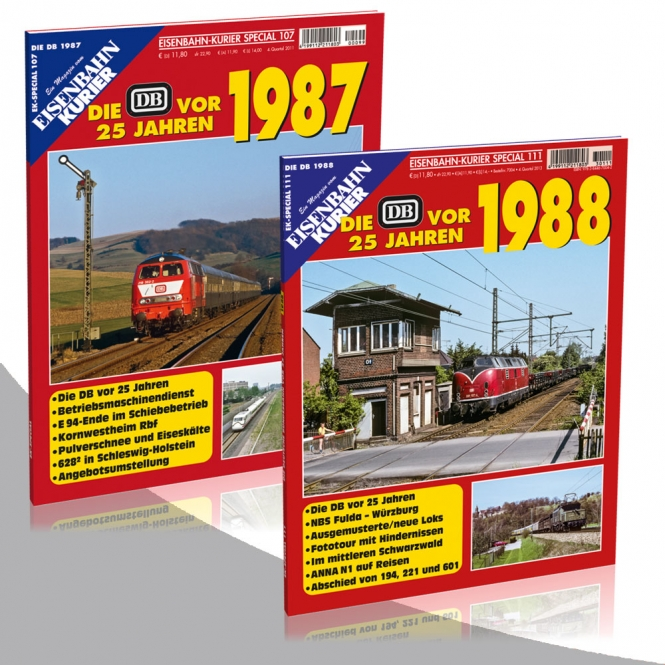 'DB vor 25 Jahren - West' Abonnement