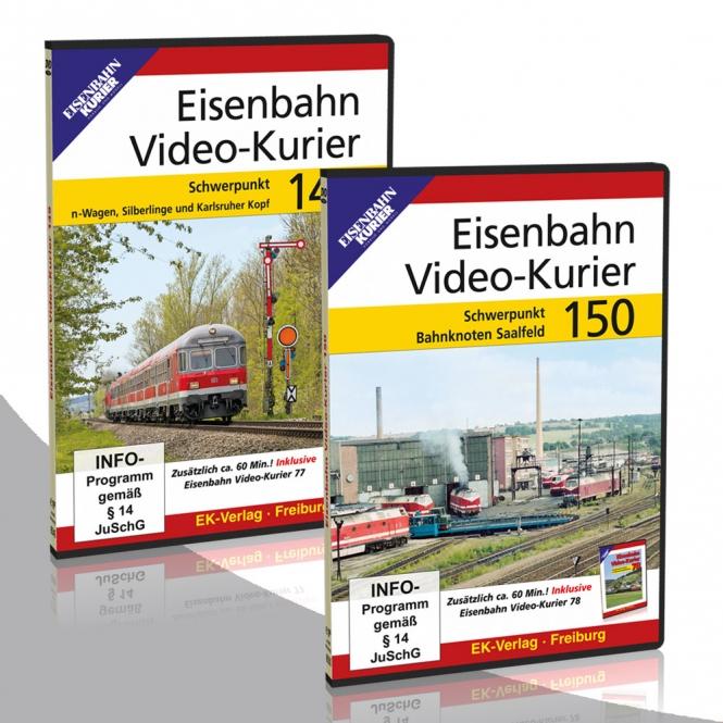 "Abo ""Eisenbahn Video-Kurier"" DVD"