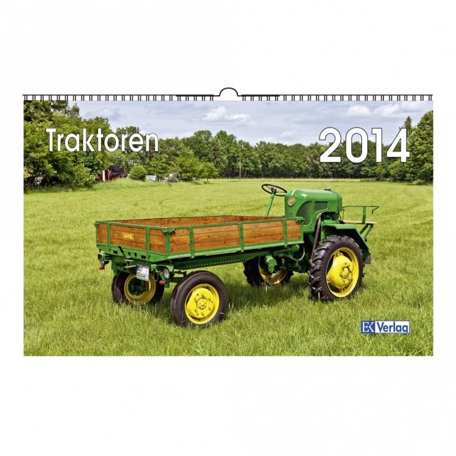Traktoren 2014