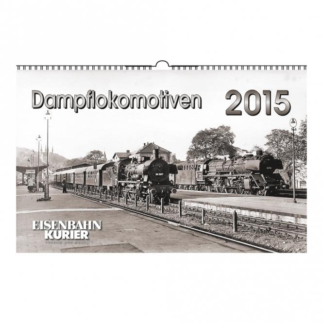 Dampflokomotiven 2015