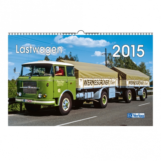 Lastwagen 2015