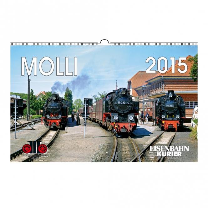Kalender Molli 2015