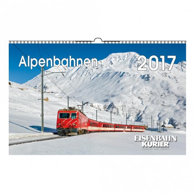 Alpenbahnen 2017