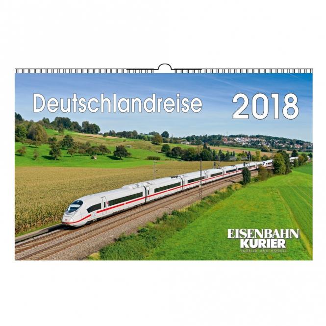 Deutschlandreise 2018