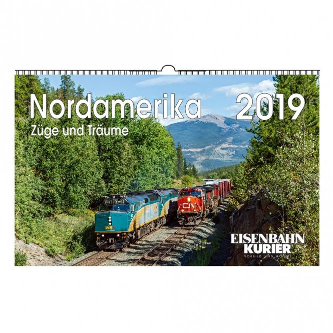 Nordamerika 2019