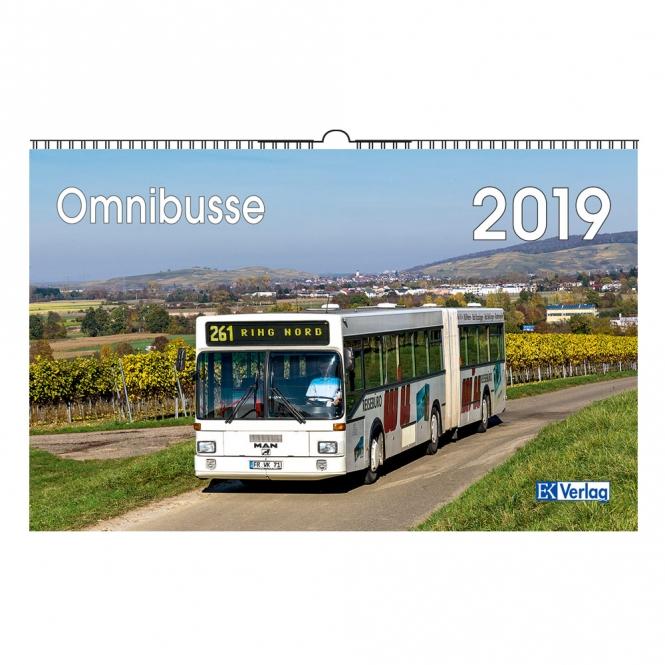 Omnibusse 2019