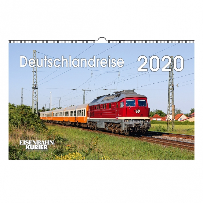 Deutschlandreise 2020