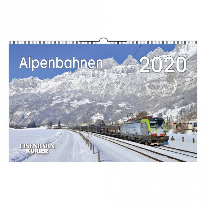 Alpenbahnen 2020