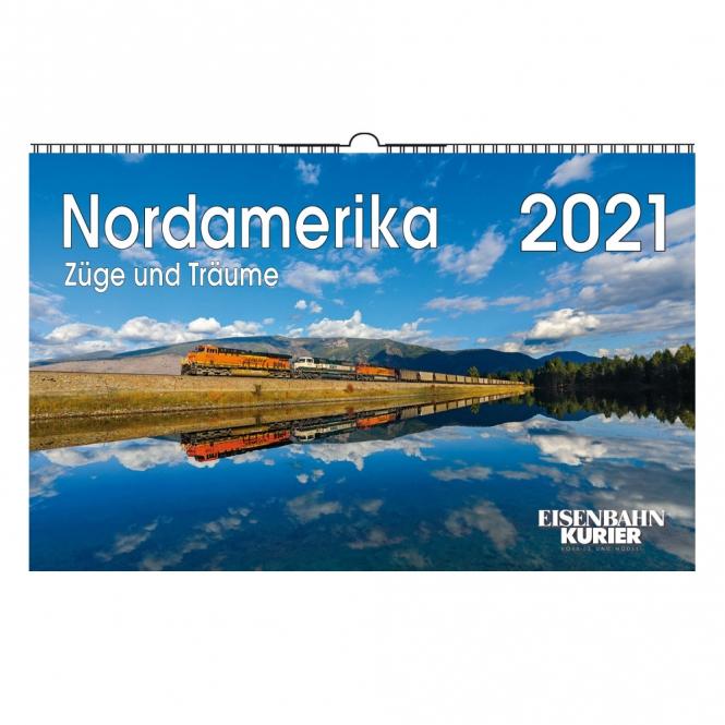 Nordamerika 2021