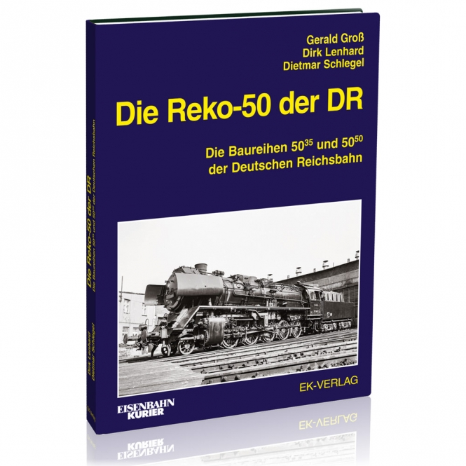 Die Reko-50 der DR