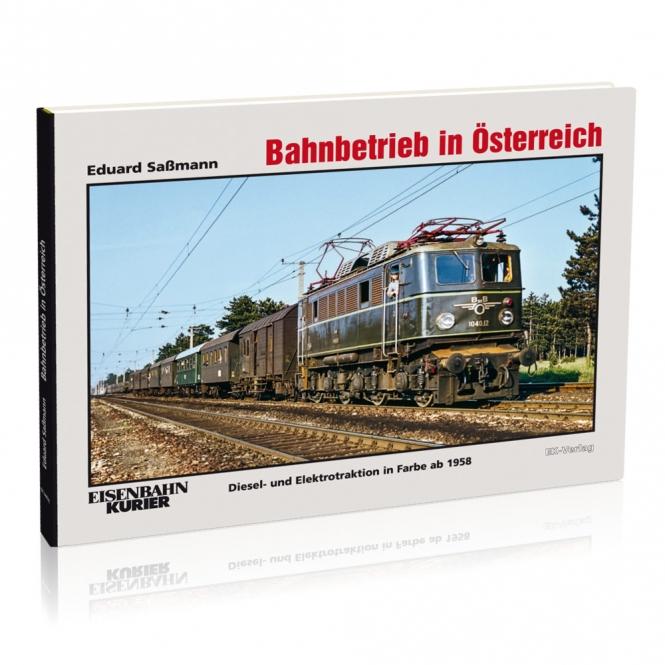 Bahnbetrieb in Österreich