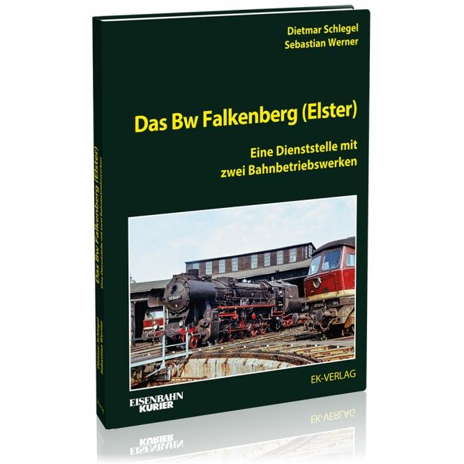 Das Bw Falkenberg (Elster)