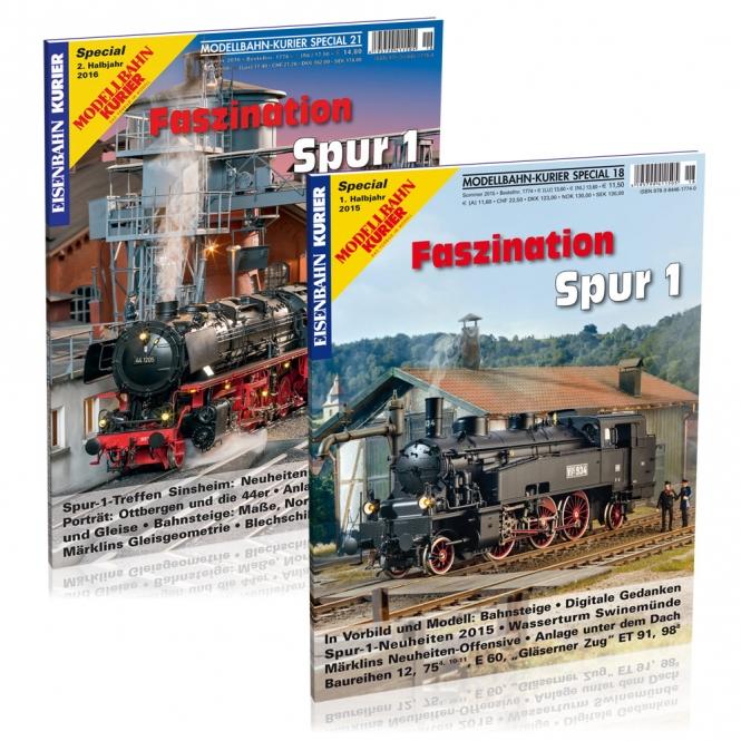 "Sparpaket 2 ""Faszination Spur 1"""