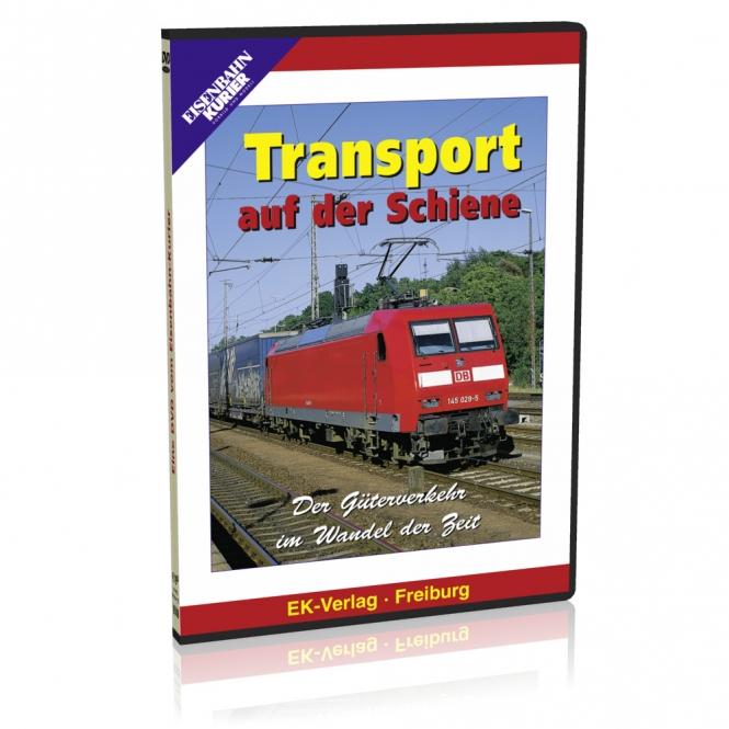 DVD - Transport auf der  Schiene