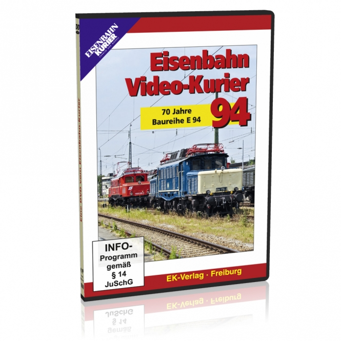 DVD - Eisenbahn Video-Kurier 94