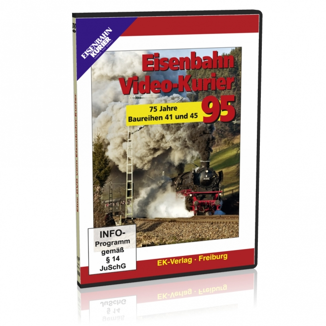 DVD - Eisenbahn Video-Kurier 95
