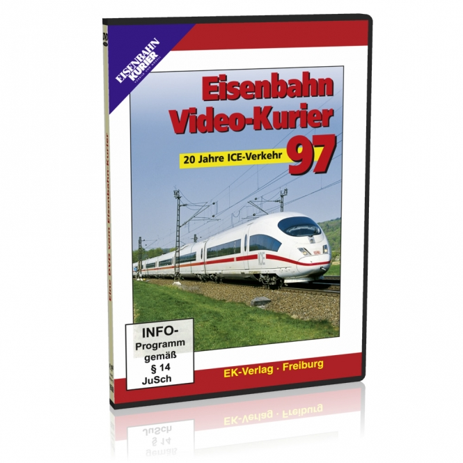 DVD - Eisenbahn Video-Kurier 97