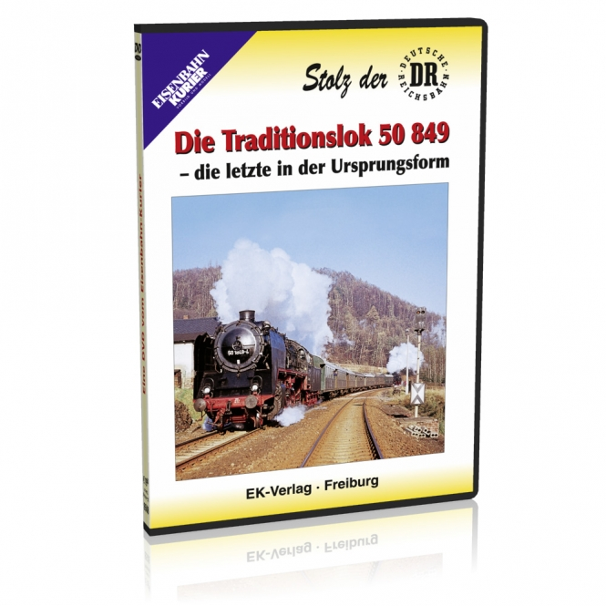 DVD - Traditionslok 50 849