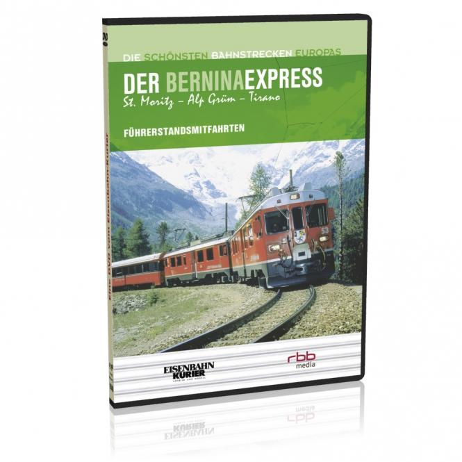 DVD - Der Bernina Express