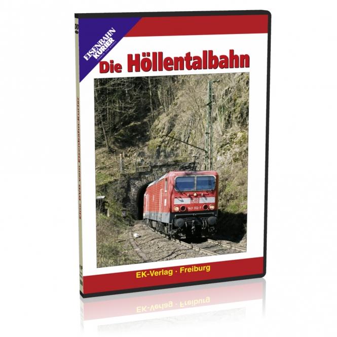 DVD - Die Höllentalbahn