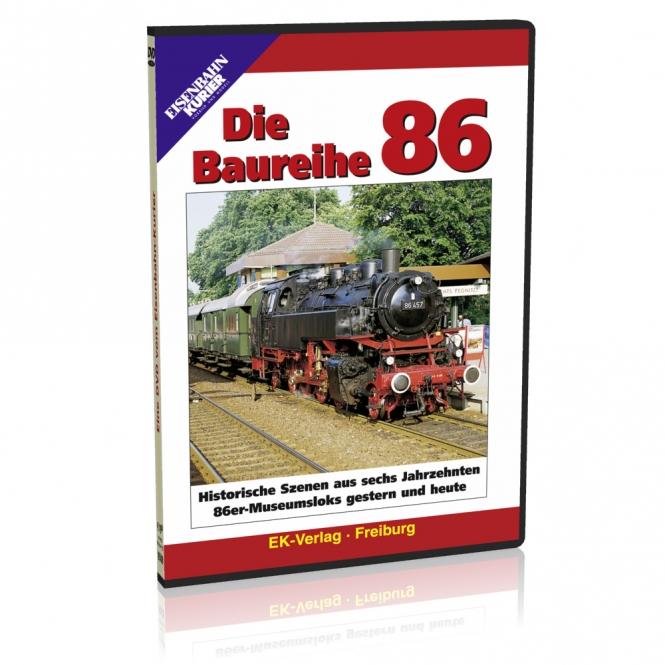 DVD - Die Baureihe 86