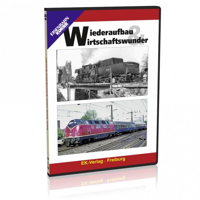 DVD - Wiederaufbau & Wirtschaftswunder