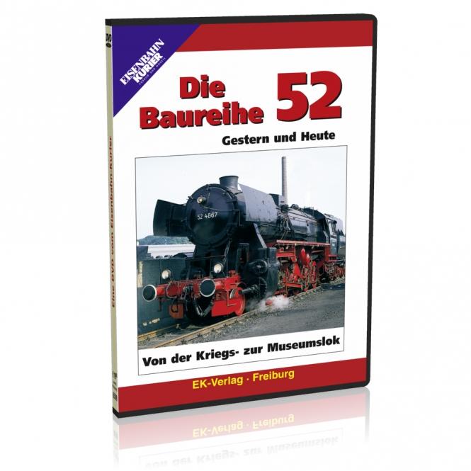 DVD - Die Baureihe 52