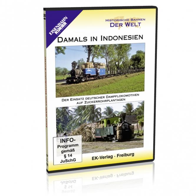 DVD - Damals in Indonesien