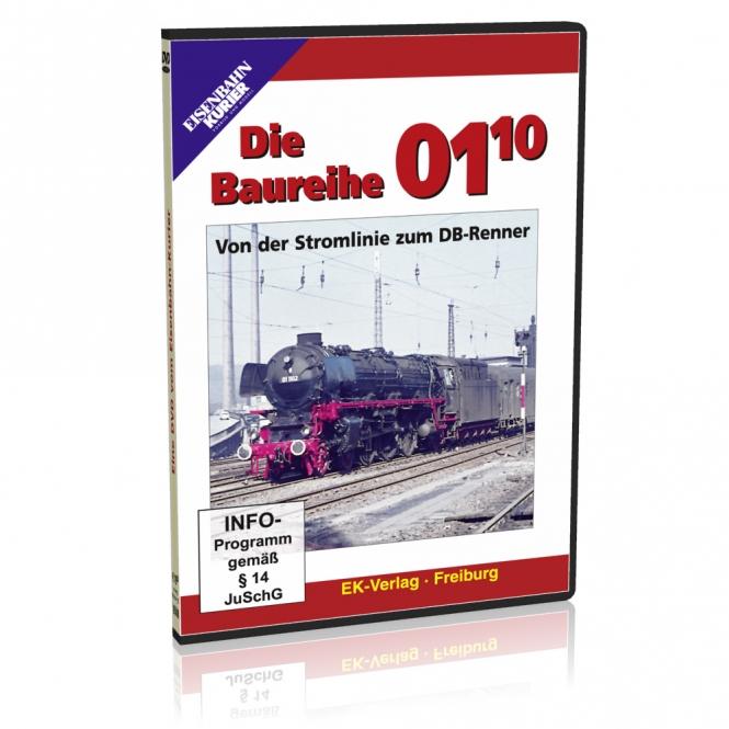 DVD - Die Baureihe 01.10