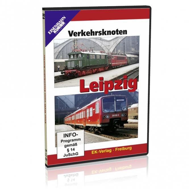 DVD - Verkehrsknoten Leipzig