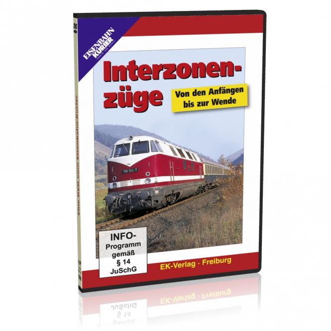 DVD - Interzonenzüge