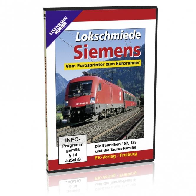 DVD - Lokschmiede Siemens
