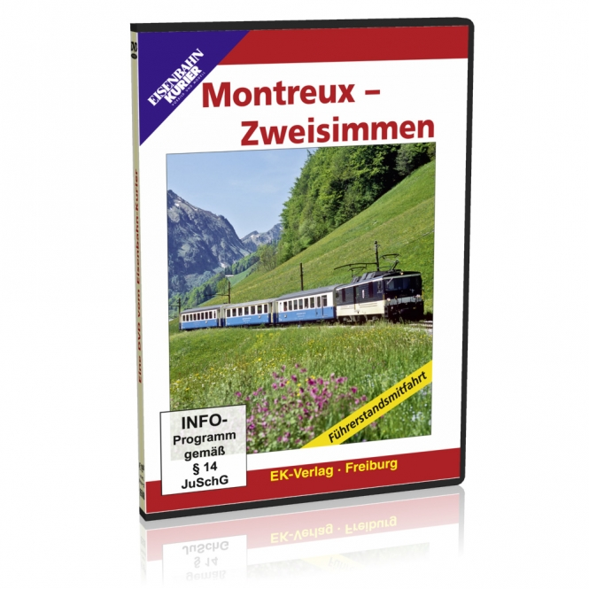 DVD - Montreux - Zweisimmen