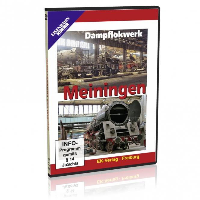 DVD - Dampflokwerk Meiningen